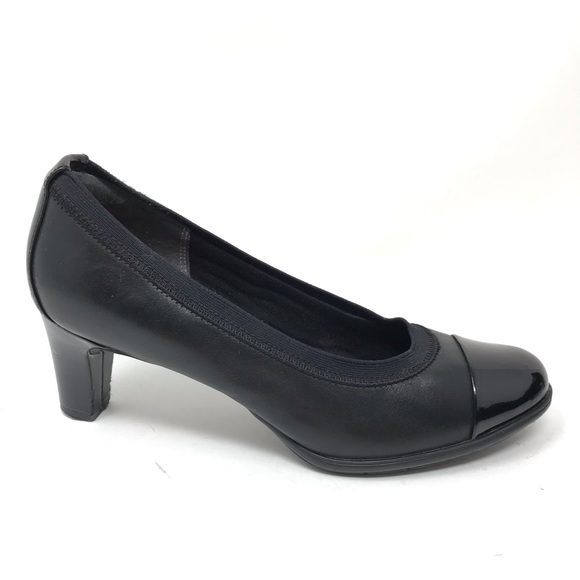 Rockport Shoes - Rockport Sz 5 Total Motion Melora Gore Captoe Pump